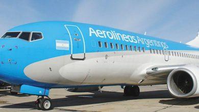 Photo of Aerolíneas Argentinas suspende vuelos a Punta Cana por la Covid-19