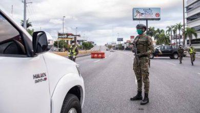 Photo of Poder Ejecutivo dispondrá toque de queda de 8:00 de la noche a 5:00 de la madrugada todos los días para el Gran Santo Domingo