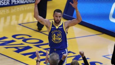 Photo of Warriors vencen a Jazz con un triple tardío de Curry