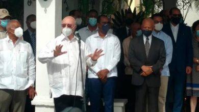 Photo of Hipólito: «El que es ladrón, que pague; nosotros no tenemos que meternos en eso»