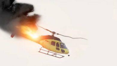 Photo of Cae helicóptero en accidente en Florida, aparentemente sin sobrevivientes