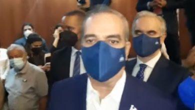Photo of Luis Abinader sobre apresamiento de diputado: «Cada quien que pague por sus hechos»