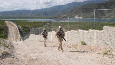 Photo of RD ya ha construido 23 km de verja en la frontera con Haití