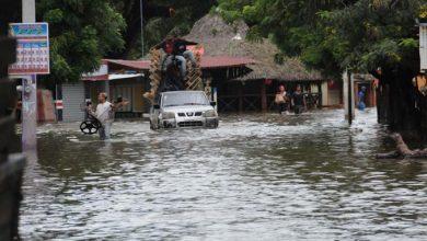 Photo of COE declara en alerta verde cinco provincias del Cibao por aguaceros