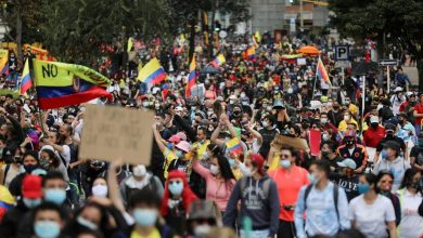 Photo of La tensión política y social recrudece en Colombia: nueva jornada de paro nacional con llamamientos al diálogo