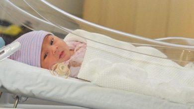 Photo of Ella es Vida Isabelle, la hija de Natti y Raphy Pina