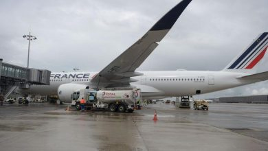 Photo of Primer vuelo intercontinental, de París a Montreal, con aceite de fritura