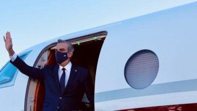 Photo of Presidente Luis Abinader saldrá a Ecuador el domingo para toma de posesión de Lasso