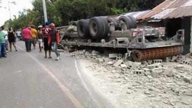Photo of Tres muertos y dos heridos en accidente en Altamira, Puerto Plata