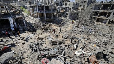 Photo of Aumentan a 200 los palestinos muertos en Gaza, entre ellos 59 menores