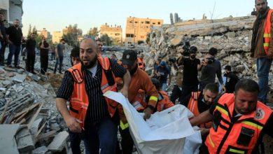 Photo of Ataques israelíes dejan más de 100 muertos en Gaza desde el lunes