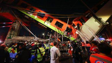 Photo of Al menos 23 muertos y 70 heridos tras desplomarse metro en Ciudad de México