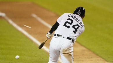 Photo of Cabrera hace historia y Detroit vence a KC