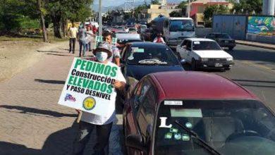 Photo of Choferes paralizan concho en reclamo solución transporte