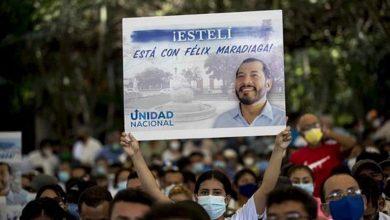 Photo of Cinco hombres y una mujer aspiran a la presidencia de Nicaragua por Coalición