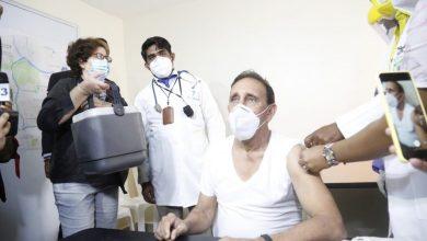 Photo of Cruz Jiminián apoya tercera dosis vacuna contra COVID-19