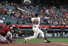 Photo of Gigantes aplastan a D-backs con cinco HR