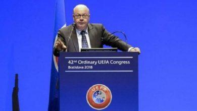 Photo of Presidente del fútbol danés pide a la UEFA revisar sus reglas