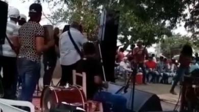Photo of ¡A correr! Autoridades «desbaratan teteo» en Villa Vásquez