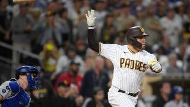 Photo of Padres vencen a Dodgers para su primero barrida en ocho años