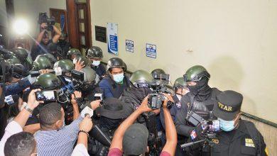 Photo of Trasladan a Najayo a Dicent y otros implicados en fraude a la Lotería