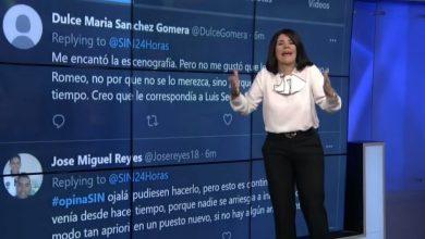 Photo of Alicia Ortega: «Me harté, me cansé»