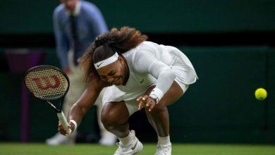 Photo of Serena Williams se despide de Wimbledon por lesión