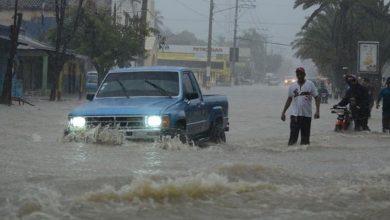 Photo of Vaguada continuará provocando aguaceros en RD; 10 provincias en alerta meteorológica