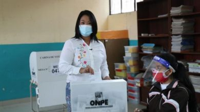 Photo of Fujimori lidera el recuento en Perú a falta del voto rural y del exterior