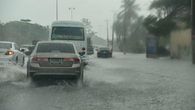 Photo of Vaguada provocará aguaceros en horas de la tarde este miércoles