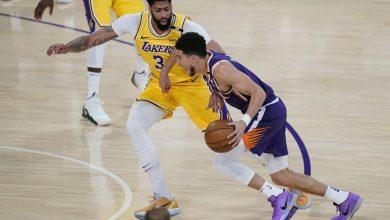 Photo of Booker anota 47, Suns despiden a campeón Lakers en la primera ronda de playoffs