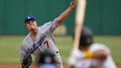 Photo of Urías, Betts comandan triunfo de Dodgers
