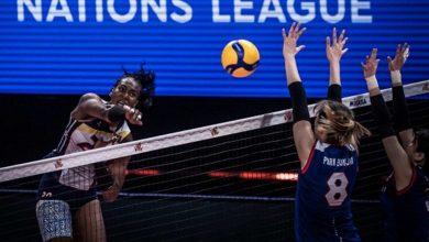Photo of Las Reinas del Caribe vencen a Corea del Sur en la Liga de Naciones