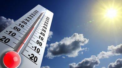 Photo of Pronostican temperaturas calurosas y aguaceros focales en el país