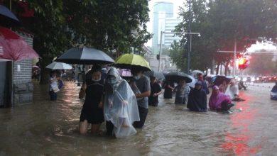Photo of China destruye presa para desviar inundaciones que dejaron al menos 25 muertos