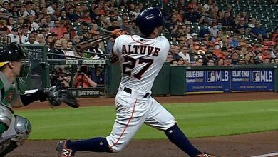 Photo of Altuve sacude HR y Astros amarran la serie