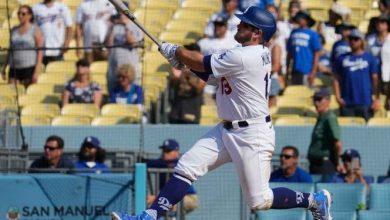 Photo of Dodgers ganaron con HR de oro de Max Muncy