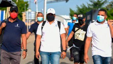 Photo of Dominicanos residentes en Haití retornan a RD por temor a posibles manifestaciones