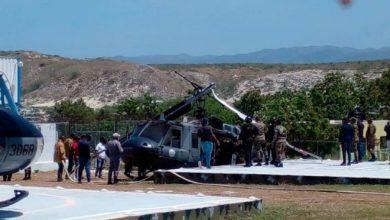 Photo of Helicóptero estrellado había despegado desde el ministerio de Defensa horas antes
