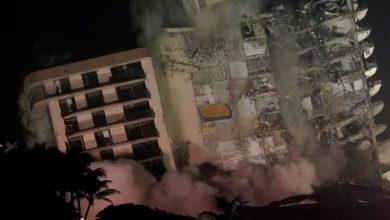 Photo of El edificio que colapsó en Florida fue demolido antes de la llegada de la tormenta Elsa