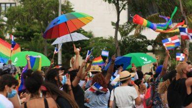 Photo of Marcharon en rechazo a eliminación de artículos que prohíben la discriminación por orientación sexual en Código Penal