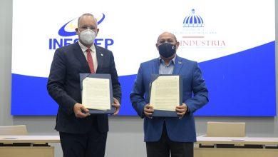 Photo of INFOTEP y PROINDUSTRIA firman acuerdo para impulsar productividad y competitividad en el sector industrial, de cara a la revolución 4.0