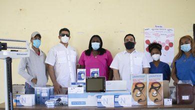 Photo of Fundación Refidomsa dona instrumentos médicos a la Unidad de Atención Primaria de Don Gregorio