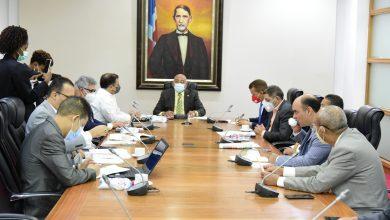 Photo of Comisión de diputados recibe a ministro de Hacienda y al director de Presupuesto