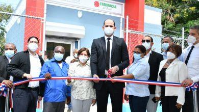 Photo of Inauguran dos Farmacias del Pueblo en El Limonal y El Carretón, provincia Peravia