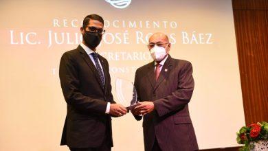 Photo of TC reconoce la trayectoria de su secretario, Julio José Rojas Báez