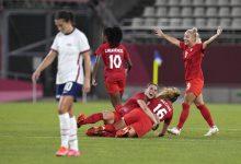Photo of Canadá sorprende a EE. UU. Con victoria 1-0 en fútbol femenino