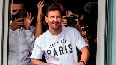 Photo of Lionel Messi ya está en París para firmar su acuerdo con PSG tras dejar Barcelona
