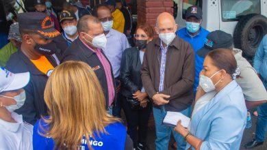 Photo of Autoridades coordinan acciones para asistir personas y comunidades de SDN