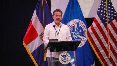 Photo of Ministro Bisonó afirma Gobierno dominicano enfrenta ilícitos de forma articulada y contundente